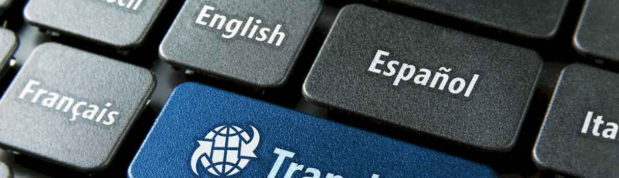 Certified Translation Services from Spanish and French to English